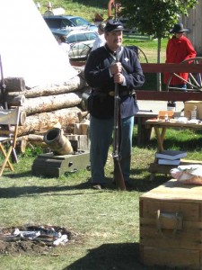Civil War Camp (2009)