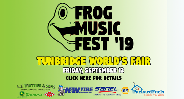 PLEASE CHECK WITH FROGGY FOR DETAILS ABOUT THIS EVENT!
