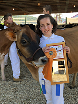 2018 Jr Dairy Champ